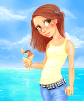this summer by cording44
