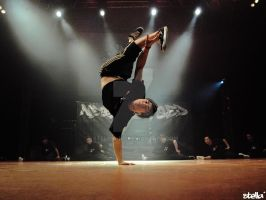 Bboy Kwan by Stell-a-rt