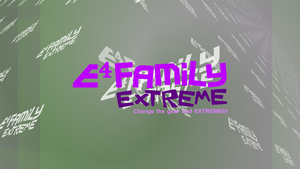 New E4 Family Extreme concept by Catali2016