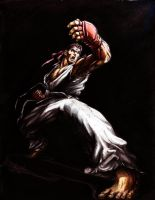 final ryu by escorpiold