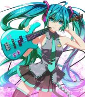miku fofa *-----* by juhkawaii