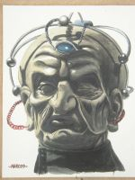 The Original Davros by Marc137
