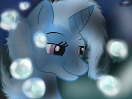 The Great And Pretty Trixie by FierceFlash