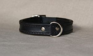 Leather Collar by Avanger
