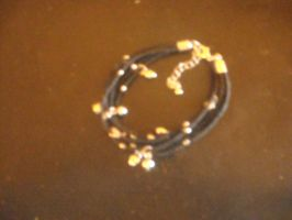 Bracelet from my sis by camilah