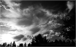 August Clouds I by urnightmare