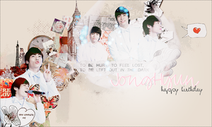 Jonghyun-Shinee by knockingoout