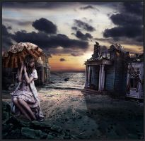 Swallowed by the Sea by ConvulsionDesigns