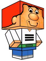 Cubee - George Jetson by 7ater