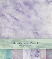 Paper Pack 4 by dierat