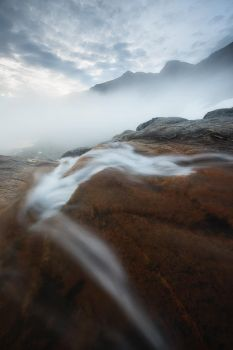 #7 Red Rocks Flow by uberfischer
