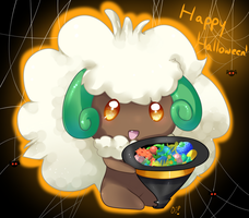 Happy Halloween, Whimsicott by oipster