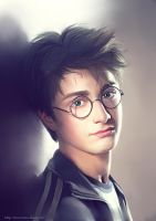 Harry  Potter by Marcianca