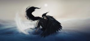 Crow by Lapponia