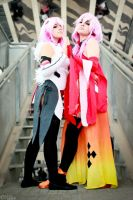 Guilty Crown : Egoists by MAXWELLHeart