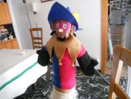 Clopin Puppet by giulal