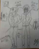 Cobra and Eyeless Jack by Jmetters1118