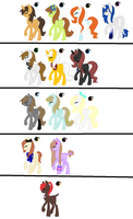 Mlp Request Adopts~Closed~ by nightfallandicestorm