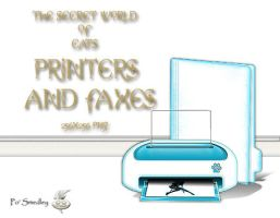 TSWOC Printers and Faxes by PoSmedley