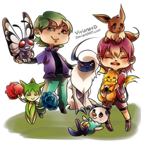 CommissionChibi 6 by Cuine