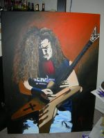 Southern Cross by Dimebag-Darrell