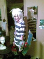 YGO: Restyled Wig :3 by ellehcore