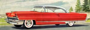 age of chrome and fins : 1956 Lincoln by Peterhoff3