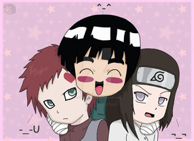Naruto: A Hug :D by The-PirateQueen