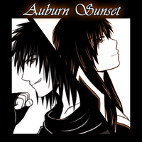 Auburn Sunset CD: Cover by Samuraiflame