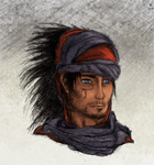 Prince of Persia 2008 Prince by Hewison