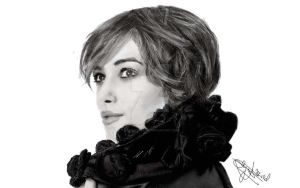 Keira Knightley by JawadSparda
