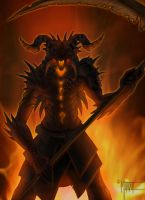 Hell Shaman by Anakronox
