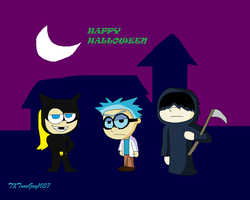 The Loud House - Halloween 4 by TXToonGuy1037