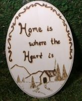 Home is Where the Heart is by Dark-Crescent-Studio
