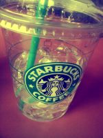 Starbucks by charneh