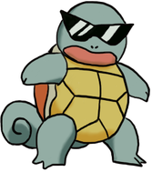 Cool Squirtle by Displodes