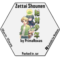 Zettai Shounen Icon for Windows by PrimaRoxas