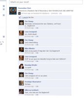 Ravenclaw Chat 2 by FallenTributes