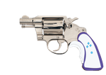 Rarity's Colt Detective Special Revolver by Stu-artMcmoy17