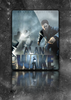 Alan Wake by Zakafein