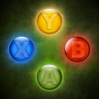 Xbox Buttons Illustration by Retoucher07030