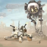 Marchofrobots10 by tyzoone