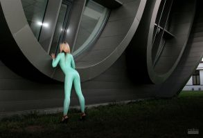 Danca Catsuit 06 Graduated by malkiss