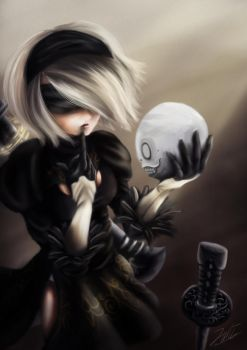 2B Or Not 2B by SpectrumBlaze