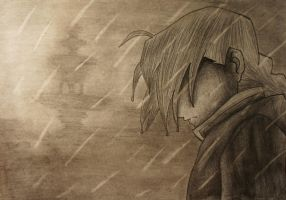 2. Edward Elric - FMA by T0ria