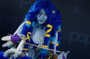 Melbourne Oz Comic Con - My Shiva Cosplay by heidzdee818