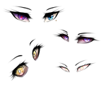 Eyes by Kureiya