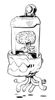 W201702419 - Brain in a jar by StMan