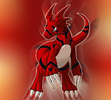 Guilmon X by ITACHI90811