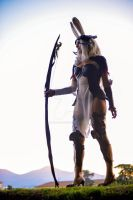Fran - Final Fantasy XII by NewgateHikari
